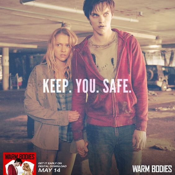 #WarmBodies#Fans4ever