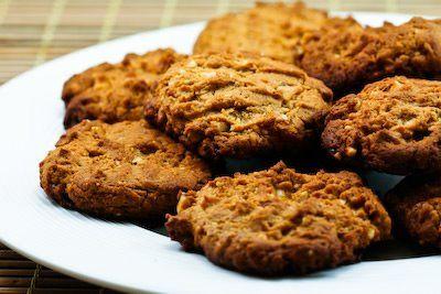 Sugar-Free and Gluten-Free Flourless Triple Almond Cookies | Almond ...