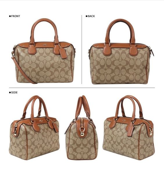 b741b0c108 ... coupon code for nwt coach f36702 mini bennett satchel in signature  129.99 f4914 2d567