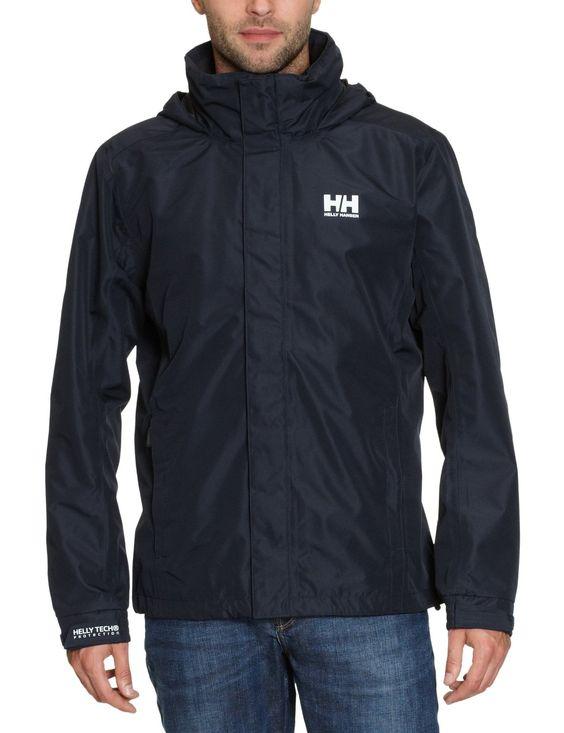Helly Hansen 55851 - Giacca da uomo, Blu