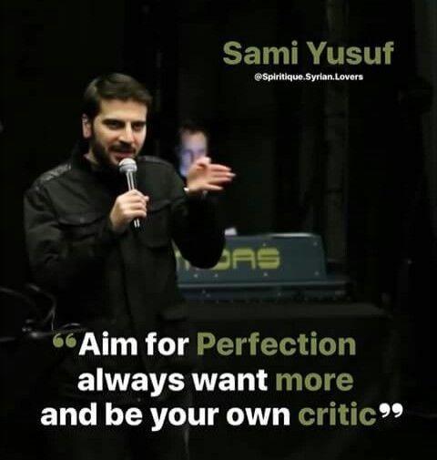 Sami Yusuf Thought