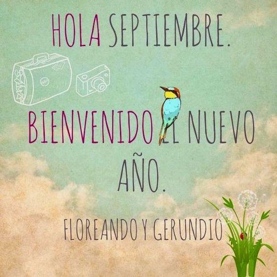 Hello September!!
