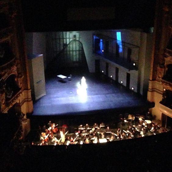Opéra, Donizetti Maria Stuarda - Gran Teatre del Liceu, Barcelona