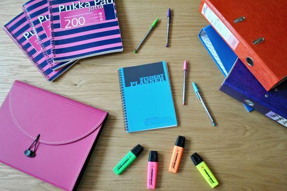 Sixth-Form Survival Guide: Checklist & Tips (Joie de Jodie)
