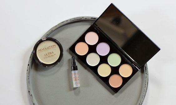Make up Revolution  meine ersten Produkte der Marke - http://www.livingthebeauty.de/make-up-revolution-meine-ersten-produkte-der-marke/