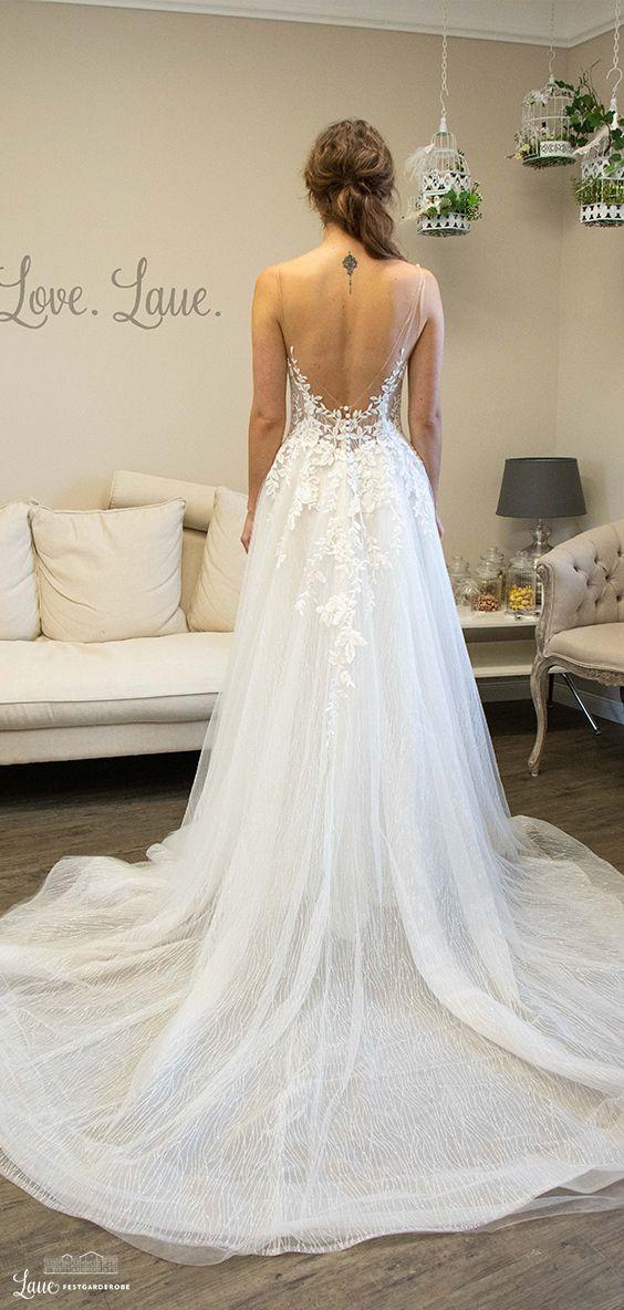 Brautkleider Trends 2021 Einblicke In Die Neue Modeca Kollektion In 2020 Kleider Hochzeit Hochzeitskleid Trend Kleid Hochzeit