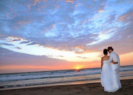 Matrimonios en el mar