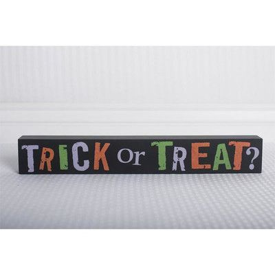 Adams & Co Trick or Treat Block