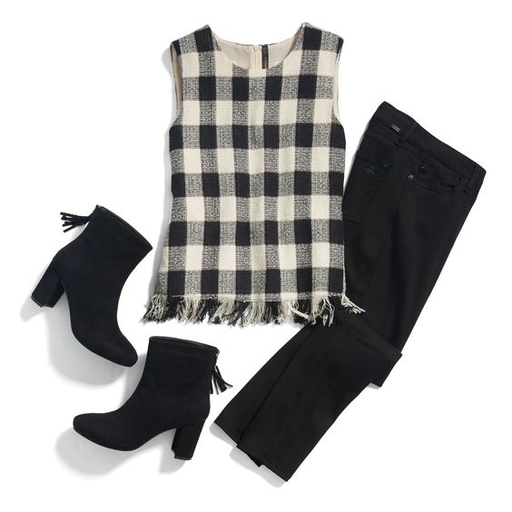 Fringe, tassels & plaid—fall has arrived. What trends are you most excited about getting in your next Fix? #FixObsesssion