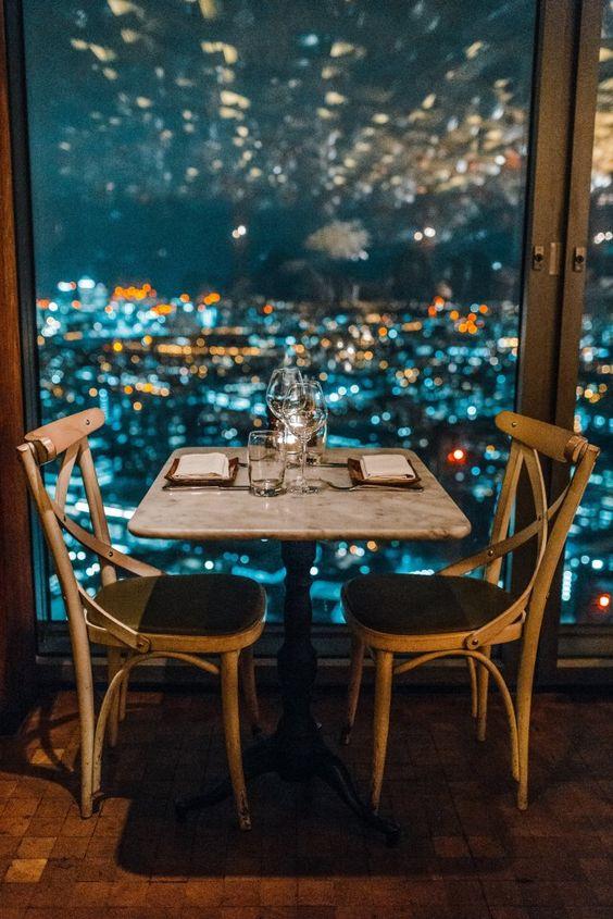 dinner date seoul
