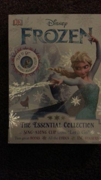 Disney Frozen(READ DESCRIPTION BEFORE BIDDING)