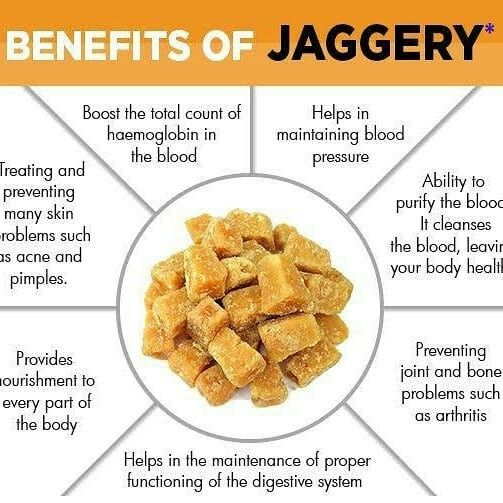 Pin By Seelesh On Health Jaggery Benefits Jaggery Health And Nutrition