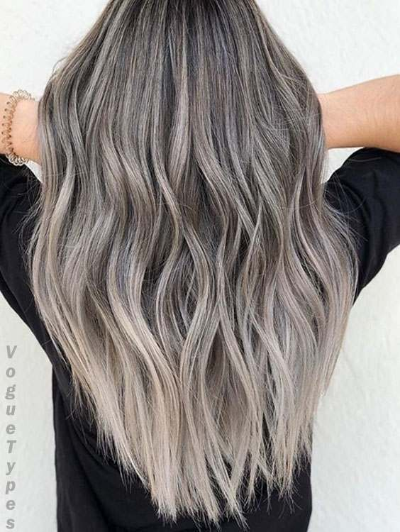 Unique Styles Of Dark Ash Blonde Hair Color For Daring Girls