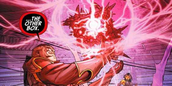 Darkseid's New Weapon Is DC's Infinity Gauntlet