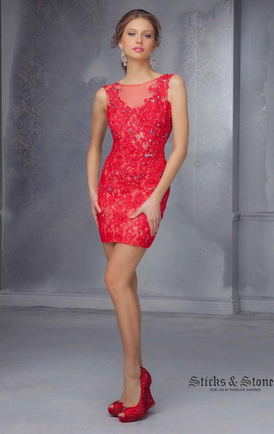 Mori Lee 9296 Dress - MissesDressy.com