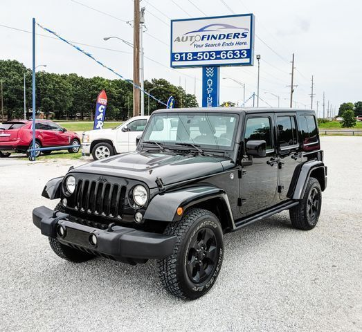 Ebay Wrangler Unlimited Altitude Sport Utility 4d 2015 Jeep