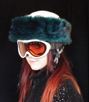 fosi ski helmet band, I have to have this for upcoming aspen ski trip.
