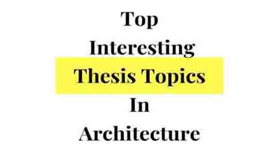 Architecture Thesi On International Case How Do I Choose An Undergraduate Topic Ar Architectural Thesis Dissertation Example Pdf
