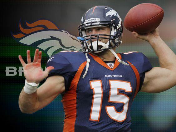 Tim Tebow: Broncos Win, Broncos 15, Favorite Sports Teams, Tebow Broncos, Denver Broncos Game, Tebow Denver, Broncos Franchise, Broncos 2011