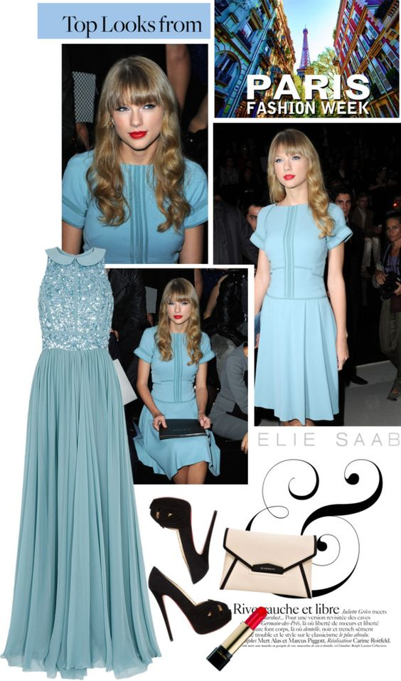 """paris fashion week trends"" by maria-maldonado ❤ liked on Polyvore"
