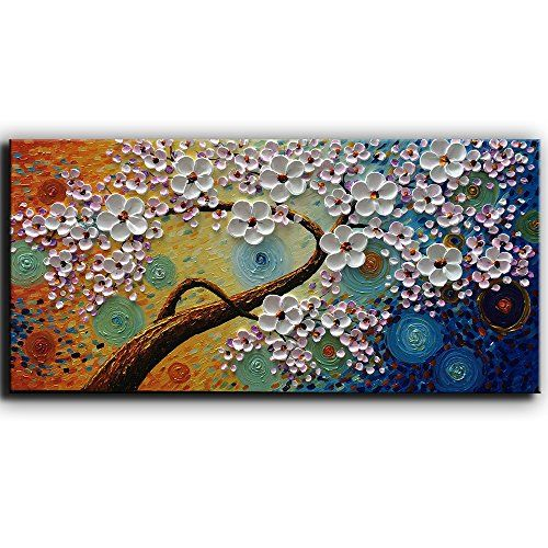 YaSheng Art -hand-painted Oil Painting On Canvas Texture ...