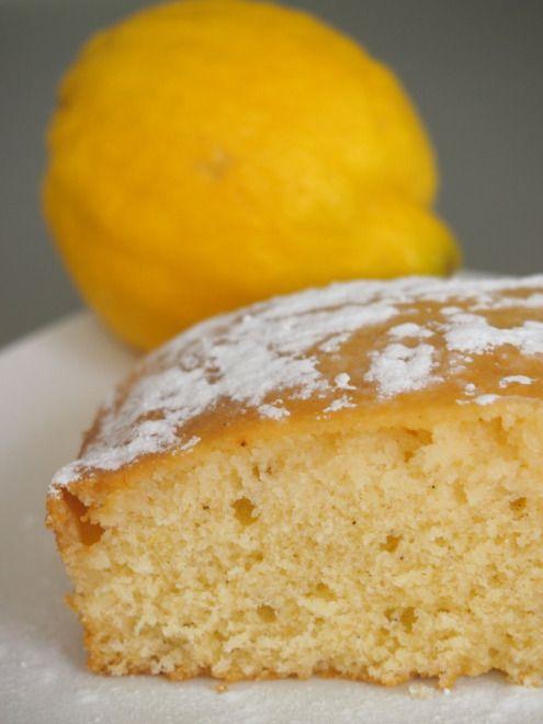 Wenn dir das Leben eine Zitrone gibt, mach' saftigen Blechkuchen daraus - Schokohimmel