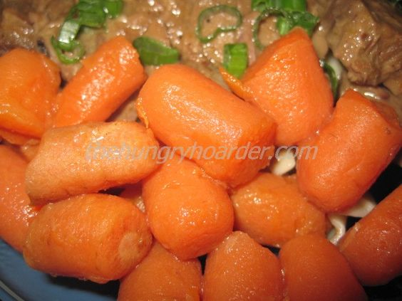 Cracker Barrel Baby Carrots Copycat - These are so good and pretty darn easy to make. I won't eat baby carrots any other way.