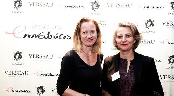 Anne Thin et Camille Rey, fondatrices de Marie Puce
