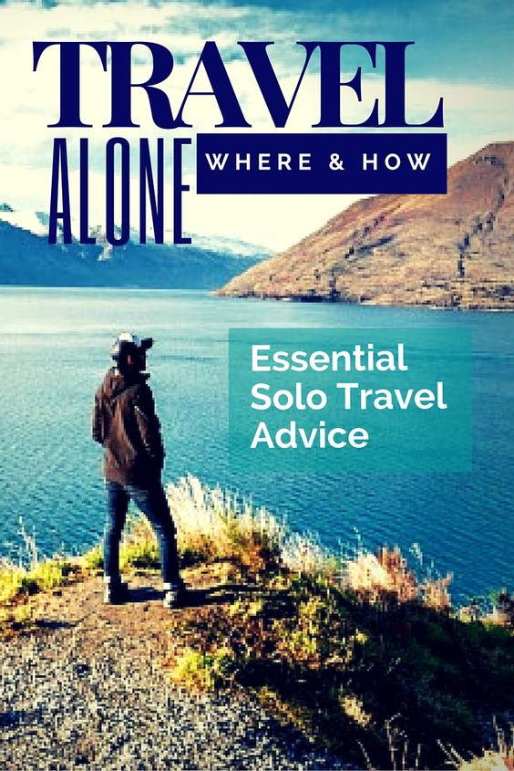 The resource page for those who want to travel alone. It points you to many of the most popular posts within Solo Traveler. http://solotravelerblog.com/travel-alone/