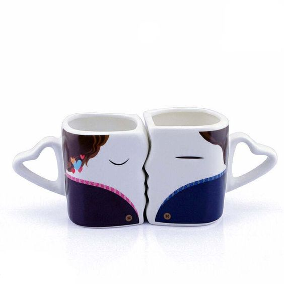 Couples cups for #Valentines and beyond - who would you share your cup with?