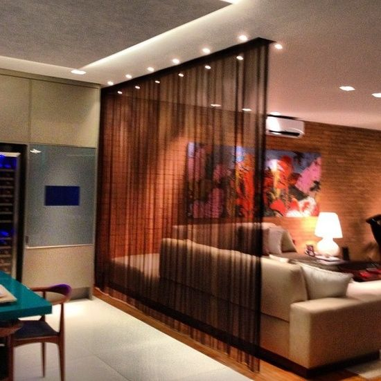 Latest modern glass partition for indian homes between lobby and ...