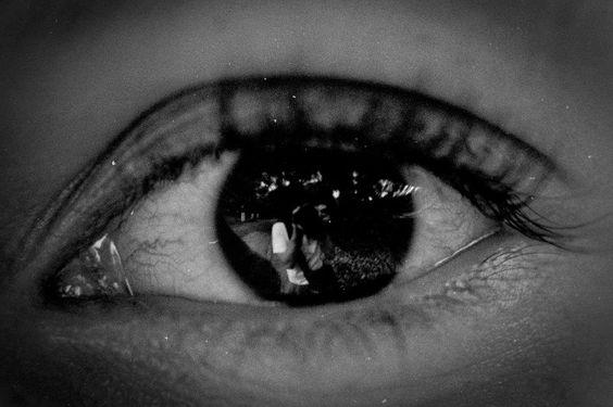teu olhar...