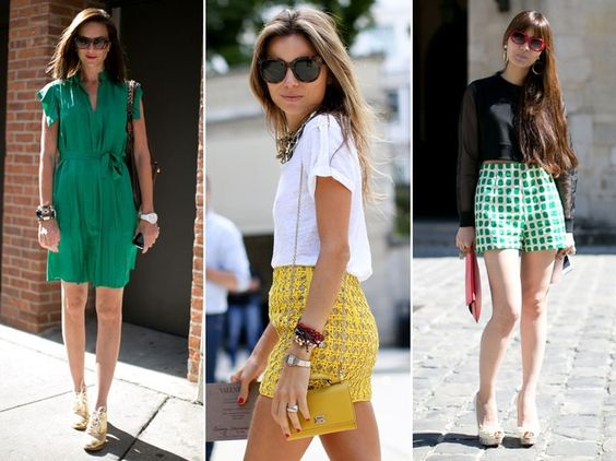 Vestir verde e amarelo deixa as pessoas mais felizes, de acordo com pesquisa.