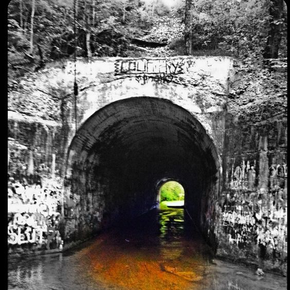 Warriors Path State Park Swimming Pool: Haunted Tunnel In Kingsport, Tn