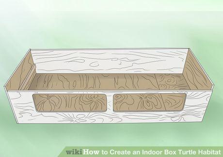 Image titled Create an Indoor Box Turtle Habitat Step 1