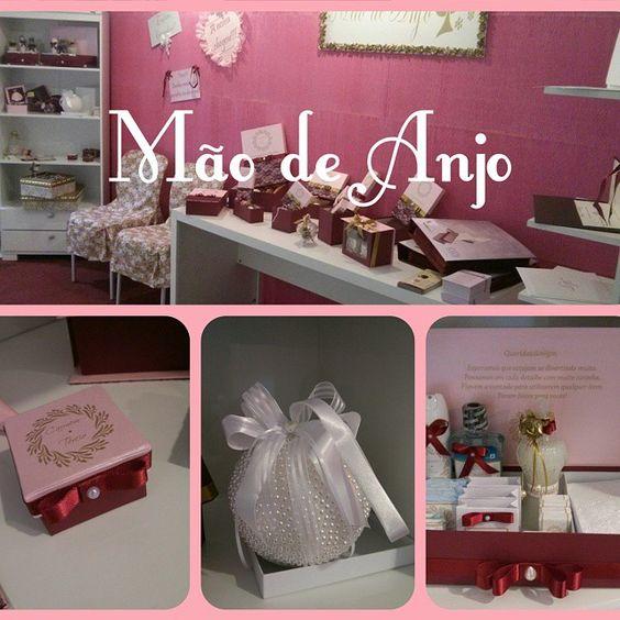 Stand Mão de Anjo, na Expo Chic 2014!!! Aguardamos sua visita!!