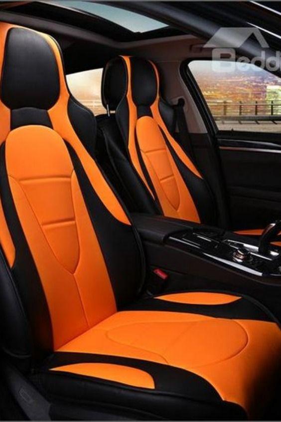 Leatherette full set Black//Grey CAR SEAT COVERS fit VOLSWAGEN AMAROK