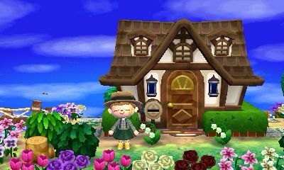Exterior Animal Crossing Pinterest