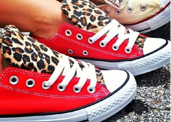 Love these shoes their so cute and could go with anything