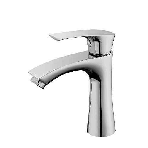 Aihom Kaltwasserhahn Kaltwasser Armatur Bad Wasserhahn