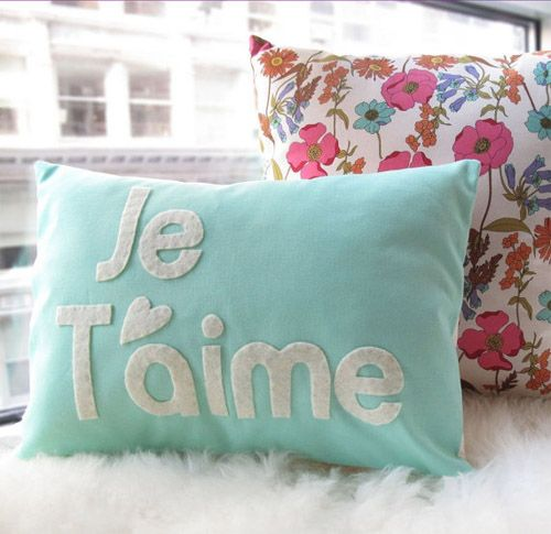 How To Make Cute Decorative Pillows : 21 Unique And Cute Pillows Designs Creative, Design trends and Design