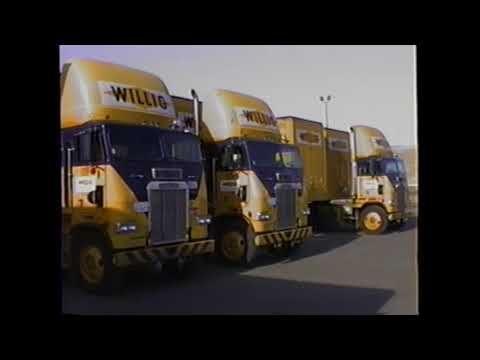 Willig Terminal Action Youtube Big Trucks Chevy Tahoe Z71 Freightliner Trucks