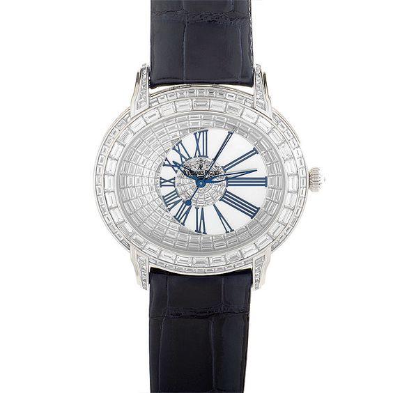 Audemars Piguet Millenary Gents Watch 15327BC.ZZ.D022CR.01 in Jewellery & Watches, Watches, Parts & Accessories, Wristwatches | eBay