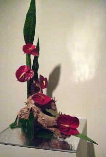 Floral Ambiance by Deborah Di Bella AIFD: Honolulu Academy of Arts » Garden Club of Honolulu Major Flower Show: Echoes of Rainbows