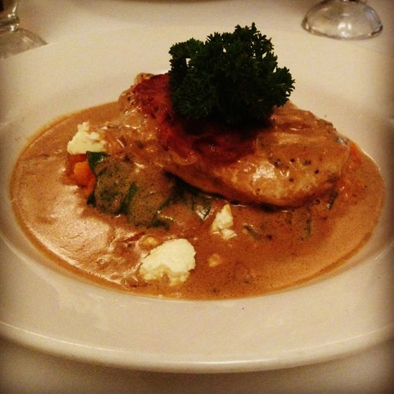 Chicken Toscani's from dinner couple weeks ago!