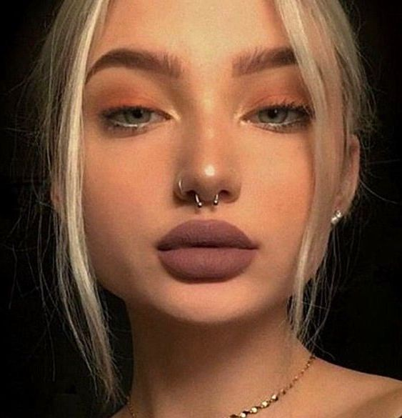 72 Cutest And Gorgeous Small Nose Ring Hoop Nose Piercing You