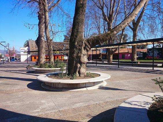Santa Cruz | La remodelada Plaza de Juegos
