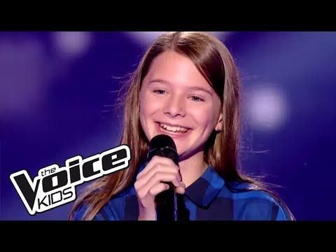 Faded Alan Walker Lou The Voice Kids France 2017 Blind Audition Youtube