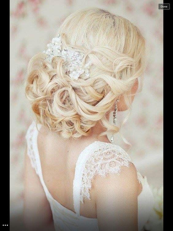 Elegant Summer Hairdos
