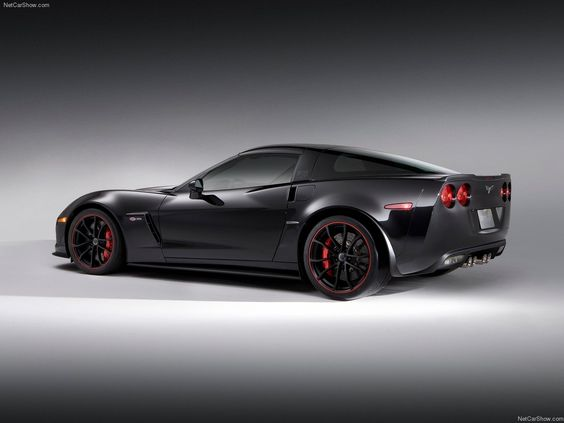 Nice! 2012 Chevrolet Corvette Z06 Centennial Edition Black and red knocksem dead!
